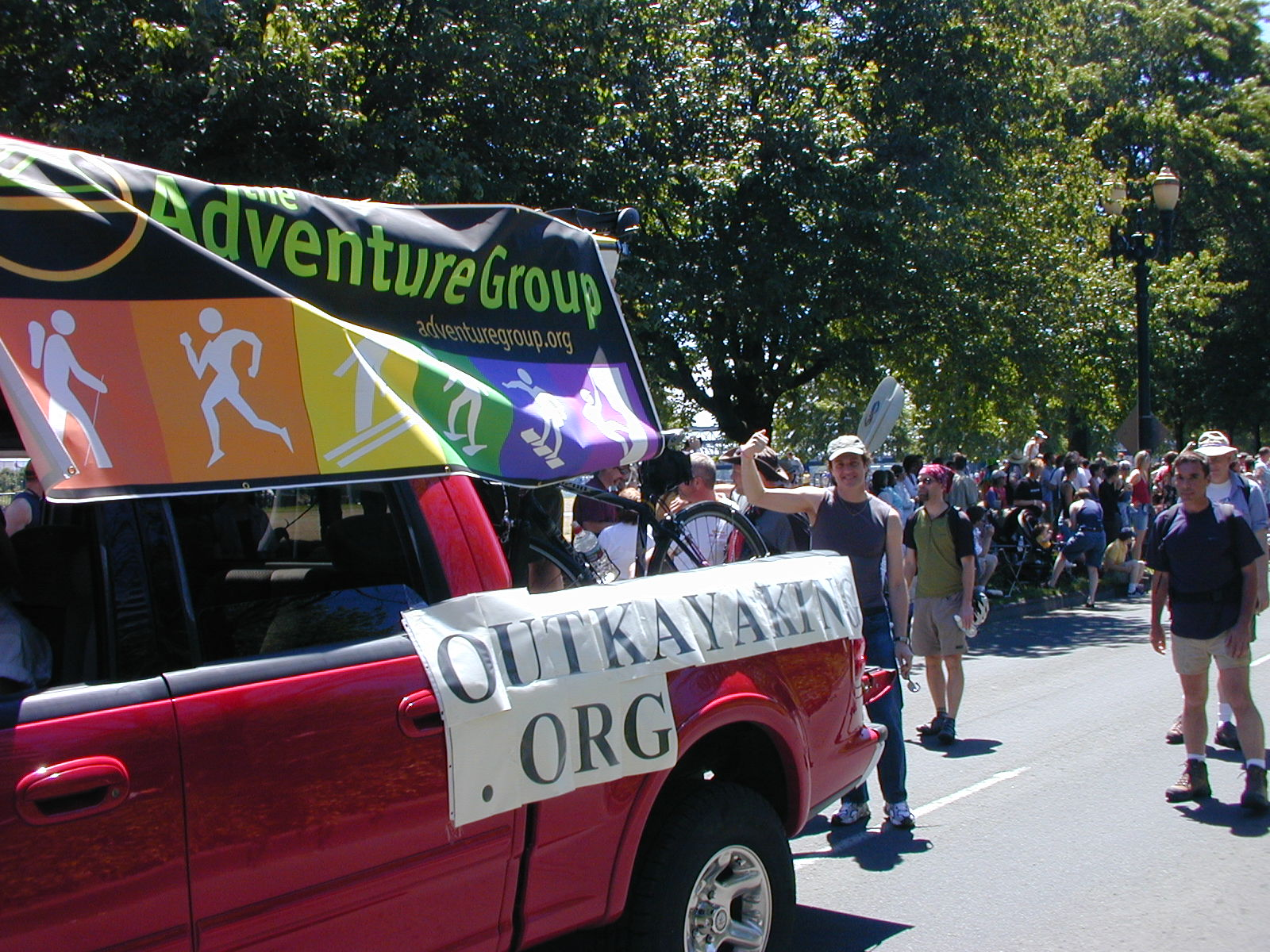 The Adventure Group Outdoors club for the Gay and Lesbian community of ...